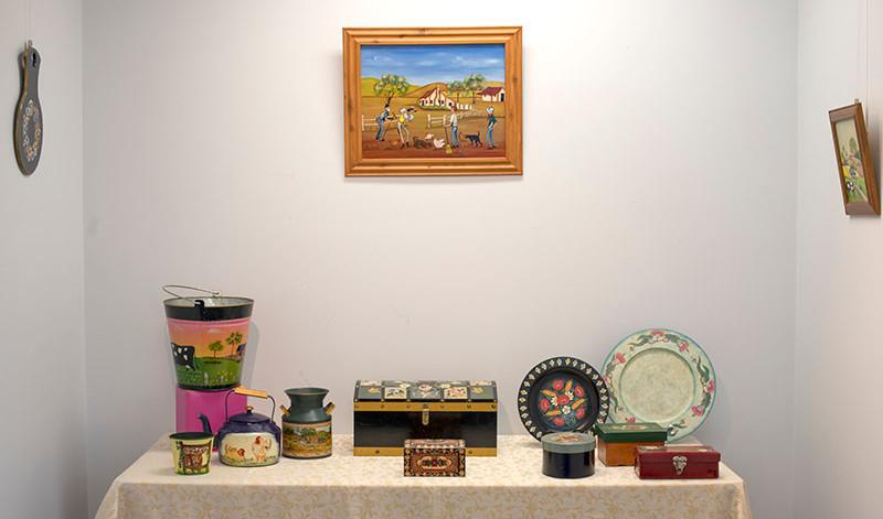 Nancy Hegarty Folk Art