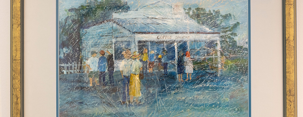 Vivienne Heckles - The Coffee Shoppe