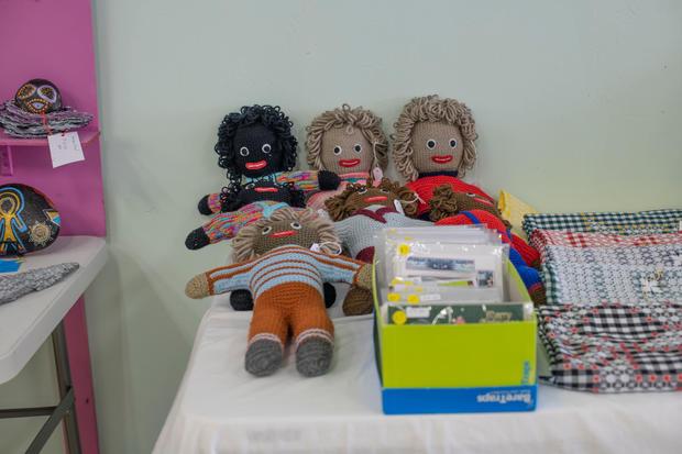 Nada's dolls