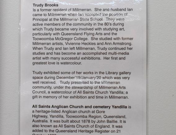 Trudy Brooks Bio
