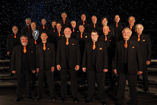 2018 April - HAH Chorus Promo (Stars) -