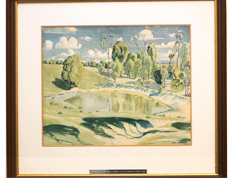 Kenneth Macqueen - Watercolor