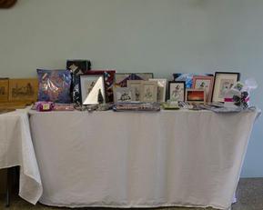 Katrina and Raelene's table