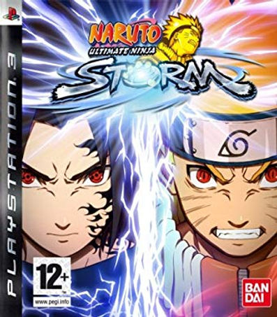 Game Review - Naruto: Ultimate Ninja Storm | Home | TheChillOutZone
