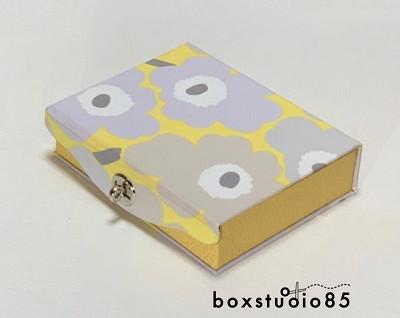 DAISOは素材の宝庫! アクセサリーボックス