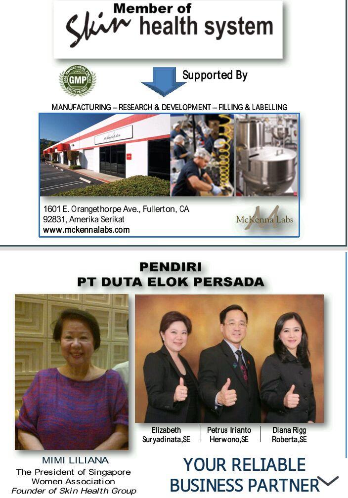 Pendiri PT. DEP