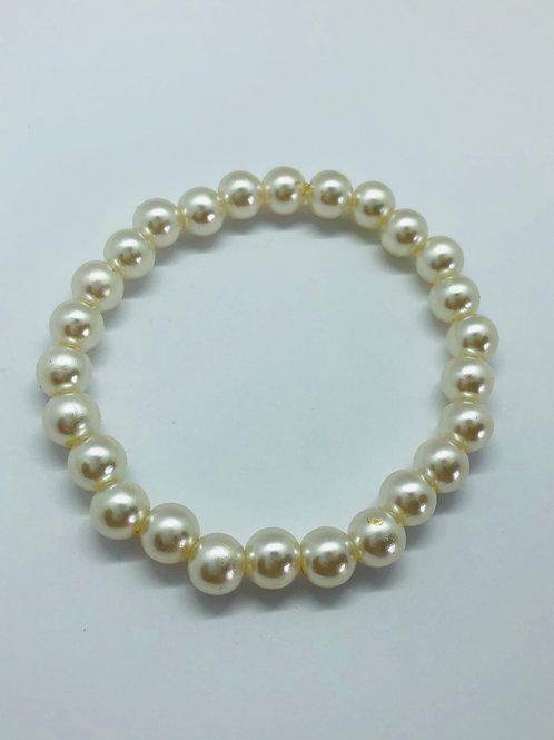 Bracel'its - white pearl