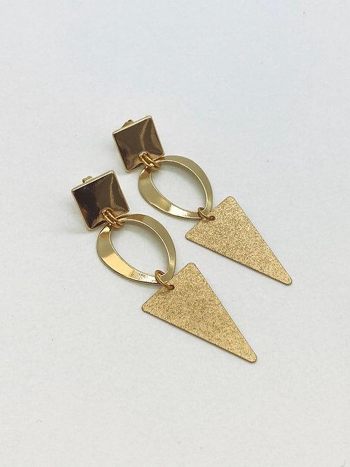 It's gold - sugar triangle