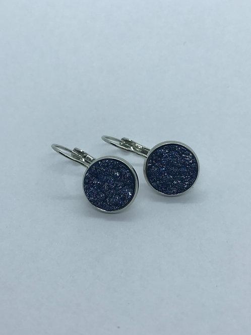 It's classic -silver/blue