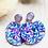 Thumbnail: It's resin - purple violets