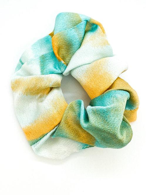 Extra's - Aquarel scrunchie