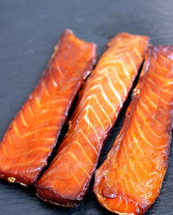 Salmon Bacon