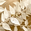 Thumbnail: Rings - Golden boho. One size rvs