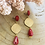 Thumbnail: It's gold - red lipstick