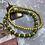 Thumbnail: Bracel'its - fluo duo metallic yellow