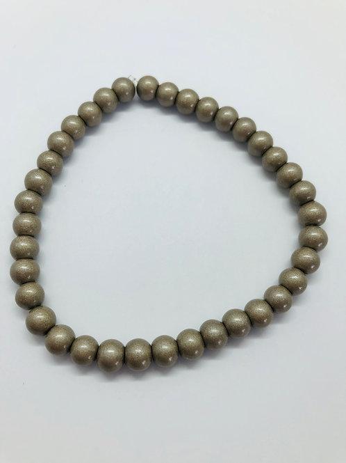 Bracel'its - shiny taupe