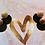 Thumbnail: It's black - rosé gold ufo