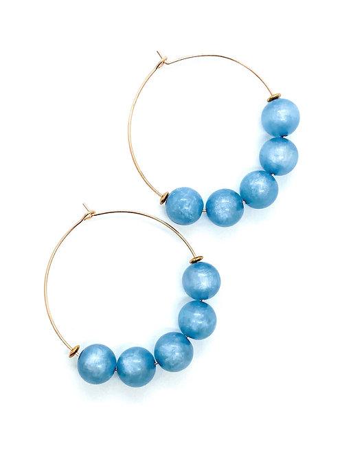 It's rosé - blue beads