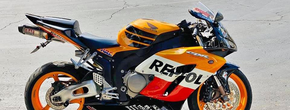 2006 HONDA CBR100rr