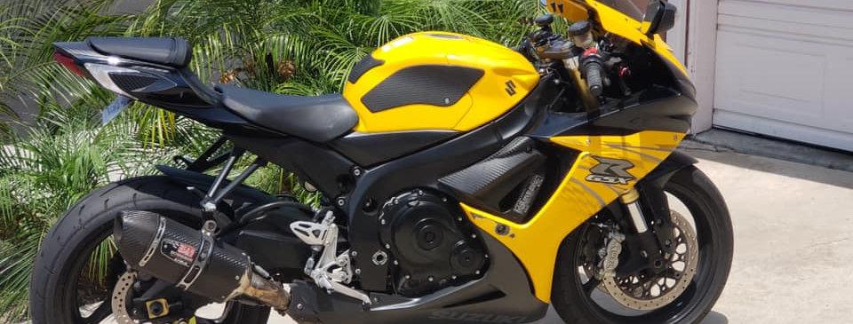 2006 SUZUKI 750