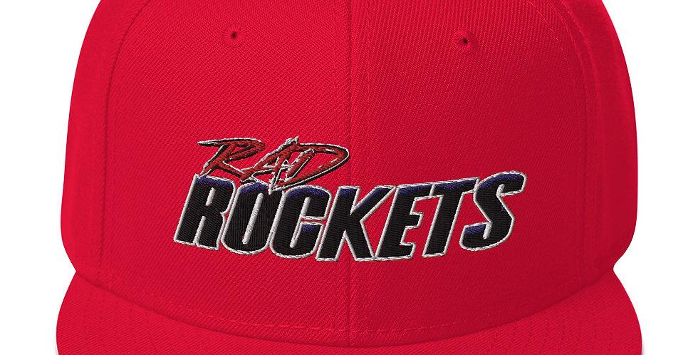 Rad Rockets - Snapback Hat
