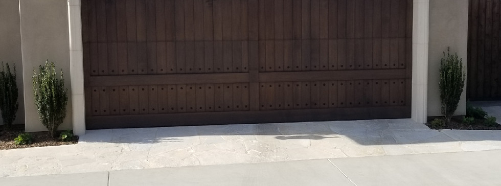 Cedar Custom Door