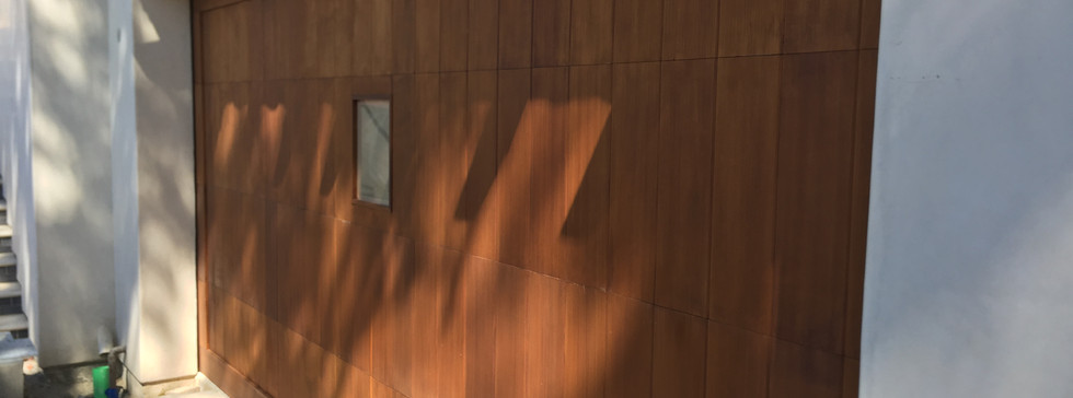 Red Cedar Custom Door