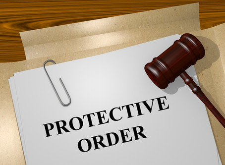 Significant Changes to Orders of Protection