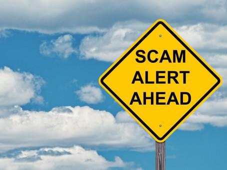 Billing Notice or Scam Alert?