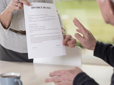Divorce & Retirement