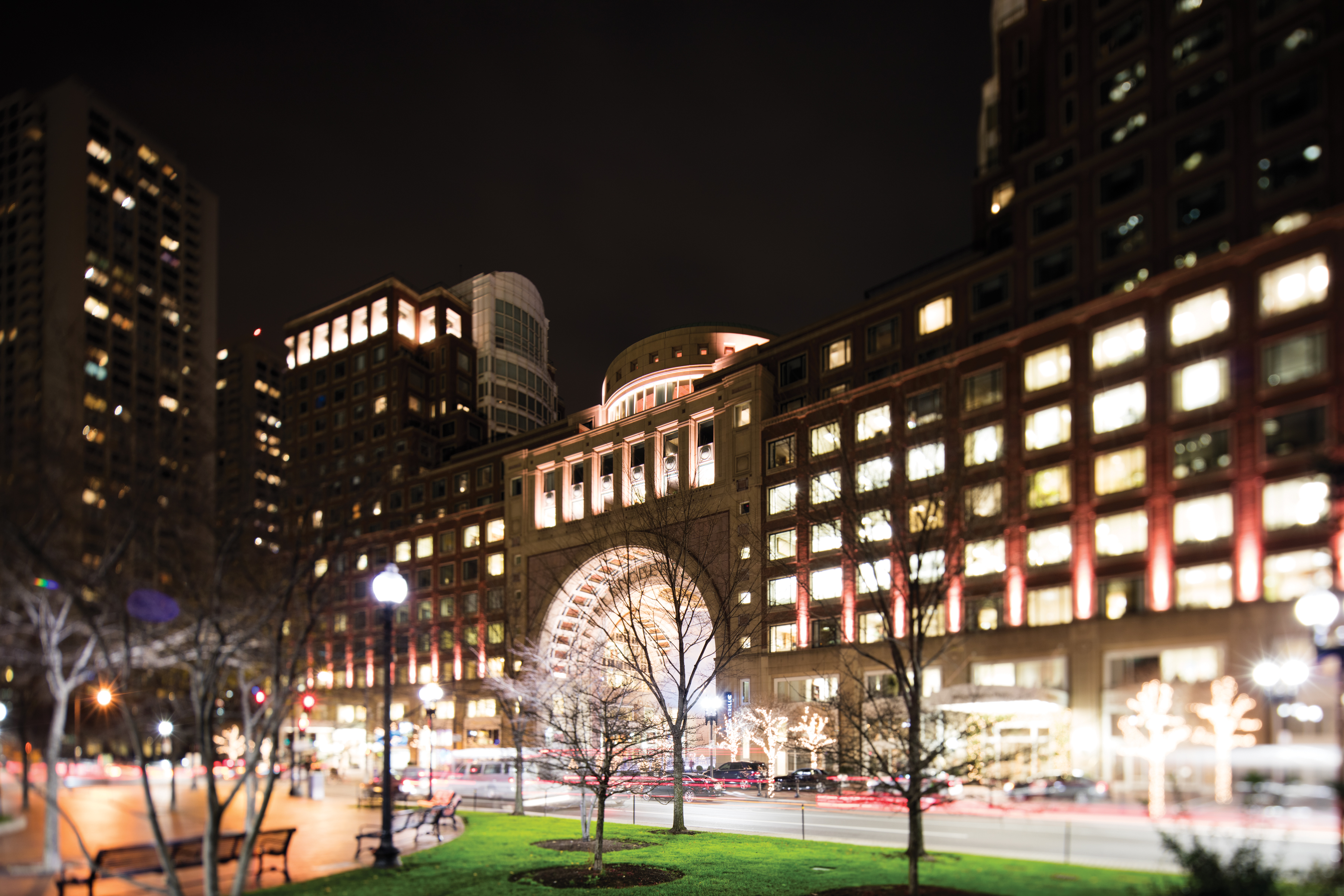 Boston Harbor Hotel (2 of 9)