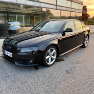 Audi A4 3.0d