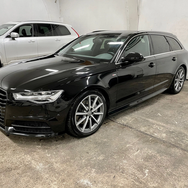 Audi A6 3.0TDI S-Line quattro