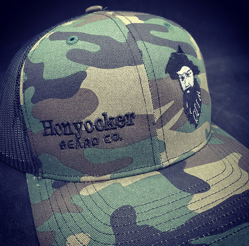 Richardson Camo Trucker Hat