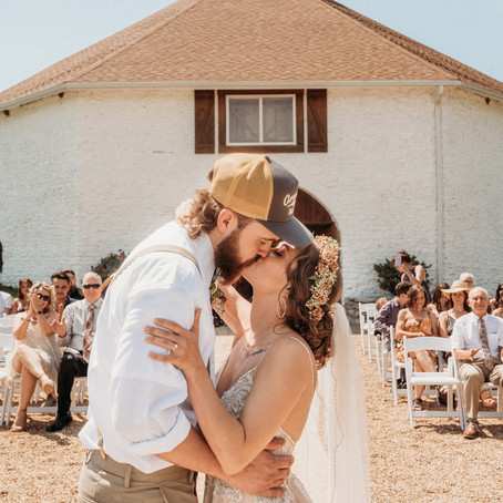 Weddings During a Pandemic - Small Wedding in Missouri