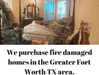 Have you suffered property fire damage in Fort Worth TX area? Fall 2017