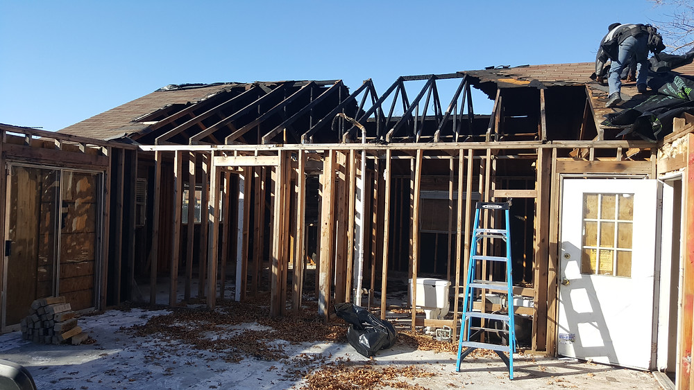 We Buy Fire Damaged Houses in Fort Worth, North Richland Hills, Watauga