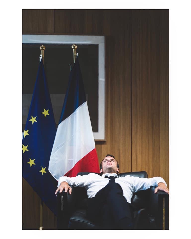 E. Macron, Președintele Franței