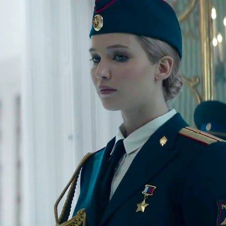 The Red Sparrow (2018)
