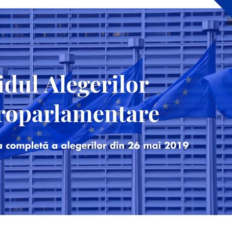Ghidul alegerilor europarlamentare din România, 26 mai 2019, prezentat de Dialectica
