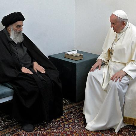 Papa Francisc și vizita sa în Irak