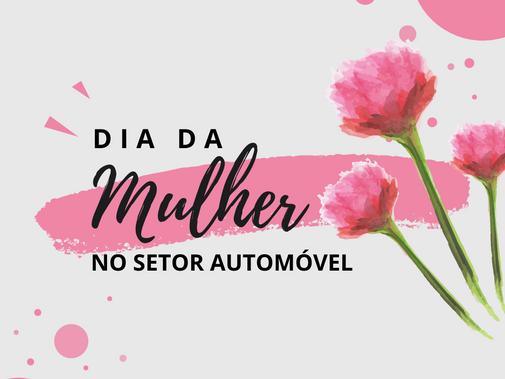 Ser Mulher no setor automóvel