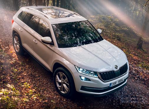 Conhece todos os detalhes inteligentes do Škoda KODIAQ?