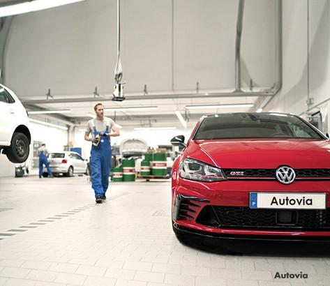 Após-venda Volkswagen