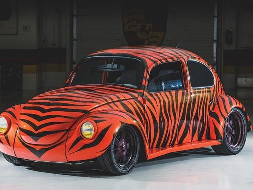 Os Volkswagen mais excêntricos da coleção de Taj Ma Garaj!