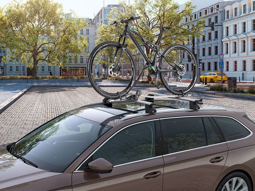 Transporte bicicletas no automóvel: Soluções e segurança