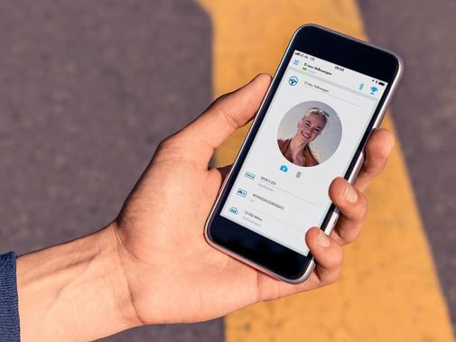 """""""O meu Volkswagen"""" - A aplicação que lhe mostra tudo o que precisa de saber."""