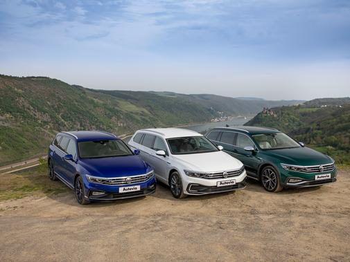 Faça a escolha certa: escolha o novo Volkswagen Passat GTE!