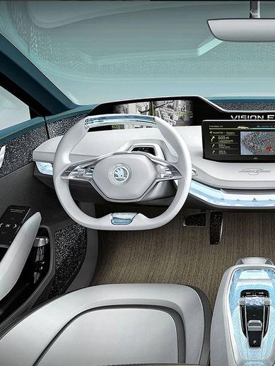 Autovia   ŠKODA - Inteligência artificial