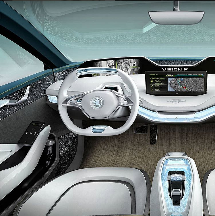 Autovia | ŠKODA - Inteligência artificial